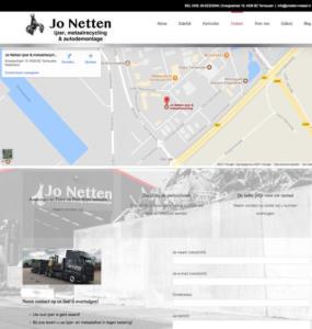 Contact Jo Netten metaal