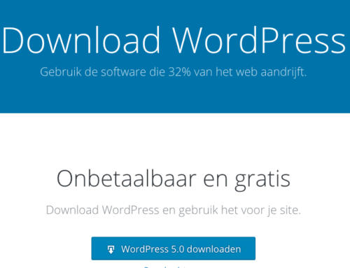 WordPress als CMS